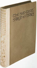 Books:Children's Books, William M. Timlin. The Ship That Sailed to Mars. London:[1923]. First edition....