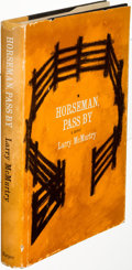 Books:Literature 1900-up, Larry McMurtry. Horseman, Pass By. New York: [1961]. First edition, inscribed....