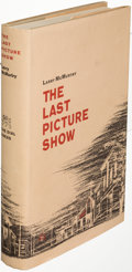 Books:Literature 1900-up, Larry McMurtry. The Last Picture Show. New York: 1966. First edition, signed by Peter Bogdanovich....