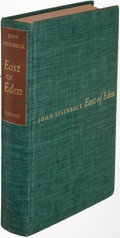 Books:Literature 1900-up, John Steinbeck. East of Eden. New York: 1952. First edition, limited to 1,500 copies and signed....