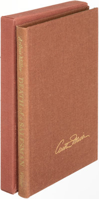 [Stage Plays]. Lot of Three Plays. [Various Places: 1948-1977]. First editions, signed