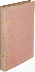 Books:Literature Pre-1900, Oscar Wilde. A Woman of No Importance. London: 1894. First edition, inscribed by Vincent Price....