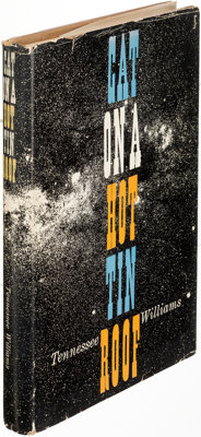 Tennessee Williams. Cat on a Hot Tin Roof. [New York: 1955]. First edition, signed