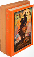 Books:Literature 1900-up, [N. C. Wyeth, illustrator]. James Boyd. Drums. New York:[1928]. First edition, limited and signed....