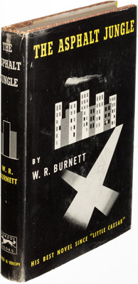 [Books into Film]. Group of Five Books into Film. [Various places: 1928-1949]. Various editions, four are signed or i