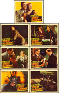 """Curse of the Demon (Columbia, 1957). Lobby Cards (7) (11"""" X 14""""). Horror. ... (Total: 7 Items)"""