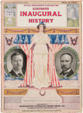 Political:Inaugural (1789-present), Roosevelt & Fairbanks: Substantial Official Inaugural Program with Multi-color Jugate Cover....