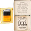 Political:Miscellaneous Political, Harry S Truman: Scarce 1948-dated Ritepoint Campaign Lighter in Original Packaging. ...