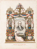 Political:Small Paper (pre-1896), Henry Clay: Pictorial Sheet Music with Chromolithograph Cover....