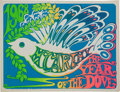 Political:Posters & Broadsides (1896-present), Eugene McCarthy: Psychedelic Silkscreen Poster....