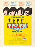 "Movie Posters:Rock and Roll, Help! (United Artists, 1965). Poster (30"" X 40"").. ..."
