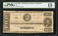 Confederate Notes:1863 Issues, T61 $2 1863 PF-6 Cr. 471.. ...