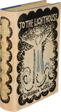 Books:Literature 1900-up, Virginia Woolf. To the Lighthouse. London: The Hogarth Press, 1927. First edition....