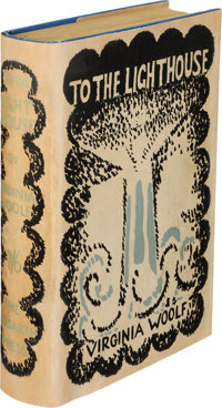 Virginia Woolf. To the Lighthouse. London: The Hogarth Press, 1927. First edition