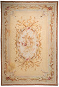 Rugs & Textiles:Carpets, Two Stark Aubusson-Style Floral Carpets, 20th century. 15 feet 8inches x 10 feet 8 inches (477.5 x 325.1 cm). 9 feet 8 inch...(Total: 2 Items)