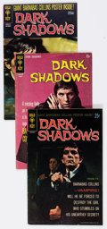 Bronze Age (1970-1979):Horror, Dark Shadows Group of 25 (Gold Key, 1969-76) Condition: AverageVG.... (Total: 25 Comic Books)
