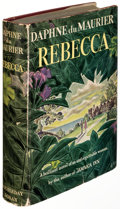 Books:Mystery & Detective Fiction, Daphne du Maurier. Rebecca. New York: 1938. First U. S.edition, signed....