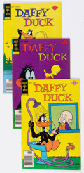 Bronze Age (1970-1979):Cartoon Character, Daffy Group of 38 (Gold Key, 1977-84) Condition: Average VG+....(Total: 38 Comic Books)