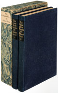Books:Literature 1900-up, Robert Frost. The Complete Poems of Robert Frost. New York: 1950. LEC edition, limited to 1,500 copies and signed....