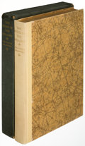 Books:Children's Books, [Arthur Rackham, illustrator]. Kenneth Grahame. The Wind in the Willows. New York: 1940. LEC edition, signed by Bruc...