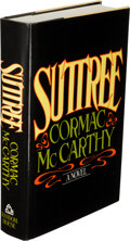 Books:Literature 1900-up, Cormac McCarthy. Suttree. New York: Random House, [1979].First edition; signed by the author on the half-title ...