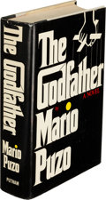 Books:Literature 1900-up, Mario Puzo. The Godfather. New York: G. P. Putnam's Sons, [1969]. First edition. ...