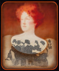 Mainstream Illustration, Mark English (American, b. 1933). Victorian Woman. Mixedmedia on board. 19.5 x 16.125 in. (sight). Signed lower left. ...