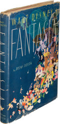Books:Children's Books, [Walt Disney]. Deems Taylor. Walt Disney's Fantasia. New York: Simon and Schuster, 1940. First edition, inscribed ...