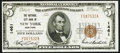 National Bank Notes:New York, New York, NY - $5 1929 Ty. 1 The National City Bank Ch. # 1461. ...