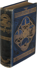 Books:Science Fiction & Fantasy, Jules Verne. Around the World in Eighty Days. London: Sampson Low, Marston, Low, & Searle, 1873. First English editi...