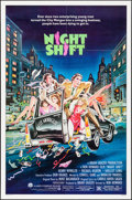"""Movie Posters:Comedy, Night Shift & Others Lot (Warner Brothers, 1982). One Sheets (3) (27"""" X 41""""). Comedy.. ... (Total: 3 Items)"""