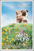 "Movie Posters:Adventure, The Adventures of Milo and Otis (Columbia, 1989). One Sheet (27"" X 41"") SS. Adventure.. ..."