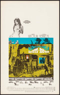 """Movie Posters:Western, The Good Guys and the Bad Guys & Other Lot (Warner Brothers,1969). Window Cards (2) (14"""" X 22""""). Western.. ... (Total: 2 Items)"""