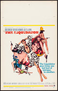 Movie Posters:Action, The Liquidator & Other Lot (MGM, 1965). Window Car...