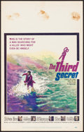 """Movie Posters:Crime, The Third Secret & Other Lot (20th Century Fox, 1964). Window Cards (2) (14"""" X 22""""). Crime.. ... (Total: 2 Items)"""
