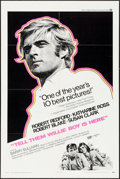 """Movie Posters:Drama, Tell Them Willie Boy is Here (Universal, 1970). One Sheet (27"""" X 41""""). Drama.. ..."""
