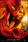 """Movie Posters:Action, Spider-Man 2 (Columbia, 2004). One Sheets (2) (27"""" X 39.25"""") SS& DS Advance Styles. Action.. ... (Total: 2 Items)"""
