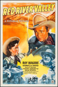 """Movie Posters:Western, Red River Valley (Republic, 1941). One Sheet (27"""" X 41""""). Western....."""