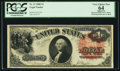 Large Size:Legal Tender Notes, Fr. 31 $1 1880 Legal Tender PCGS Apparent Very Choice New 64.. ...