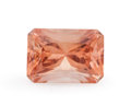 Gems:Faceted, Gemstone: Sunstone - 3.3 Cts.. Oregon, USA. 7.72 x 10.90 x 6.25 mm. ...