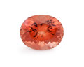 Gems:Faceted, Gemstone: Sunstone - 2.52 Cts.. Oregon, USA. 8.17 x 9.90 x 5.92mm. ...