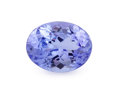 Gems:Faceted, Gemstone: Tanzanite - 1.7 Cts.. Tanzania. 6.45 x 8.40 x 4.37mm. ...