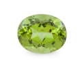 Gems:Faceted, Gemstone: Peridot - 2.9 Cts.. China. 7.97 x 9.74 x 5.35mm. ...