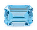 Gems:Faceted, Gemstone: Blue Topaz - 31.96 Cts.. Brazil. 15.10 x 21.05 x 10.74mm. ...