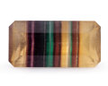 Gems:Faceted, Gemstone: Fluorite - 48.22 Cts.. Argentina. 14.56 x 28.74 x13.37 mm. ...
