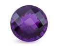 Gems:Faceted, Gemstone: Amethyst - 29.3 Cts.. Uruguay. 20.48 x 13.64mm. ...