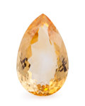 Gems:Faceted, Gemstone: Chyrsoberyl - 12.3 Cts.. Brazil. 11.04 x 11.14x 7.32 mm. ...