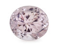 Gems:Faceted, Gemstone: Morganite - 9.4 Cts.. Brazil. 11.83 x 10.65 x 9.17mm. ...