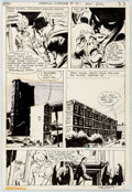 Original Comic Art:Panel Pages, Neal Adams and Bill Draut The Phantom Stranger #4 Story Page19 Original Art (DC Comics, 1969)....