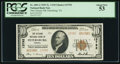 National Bank Notes:Virginia, Petersburg, VA - $10 1929 Ty. 2 The Citizens NB Ch. # 13792. ...